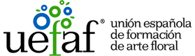 Escuela Española de Arte Floral. Cursos de decoración con flores en Galicia, Asturias, País Vasco, Castilla-Leon, Madrid, Comunidad Valenciana, Murcia y Andalucía. UEFAF – UNIÓN ESPAÑOLA DE FORMACIÓN DE ARTE FLORAL